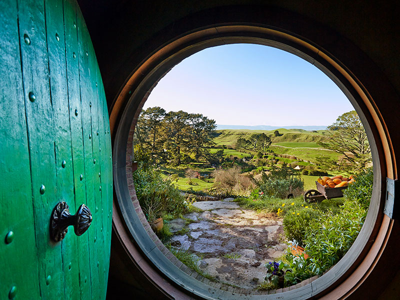 Lord of The Rings Hobbiton Tours Matamata