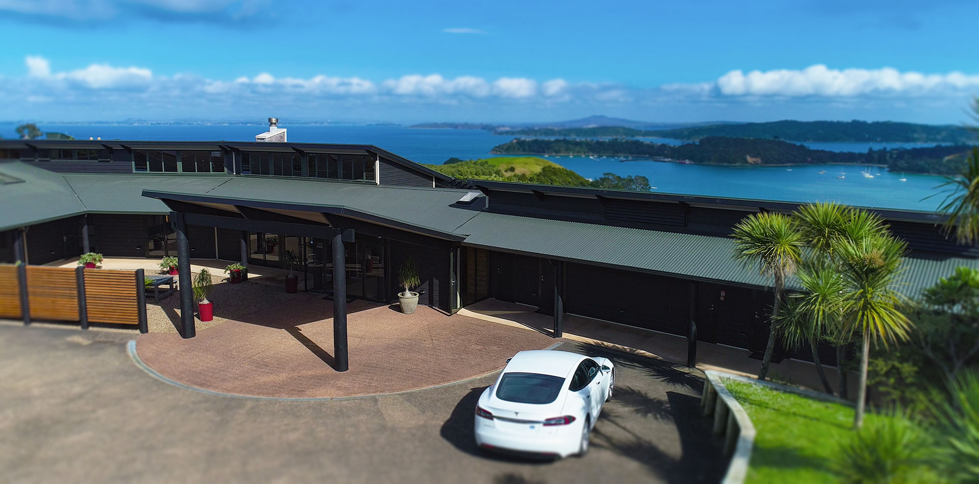 Eco Travels luxury eco tour Waiheke Island