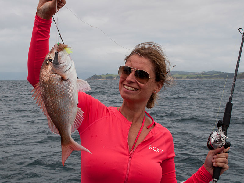 Adventure Tours Auckland Fishing Charters