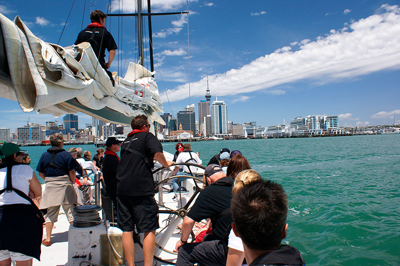 America's Cup 2021 Auckland Bespoke Experience