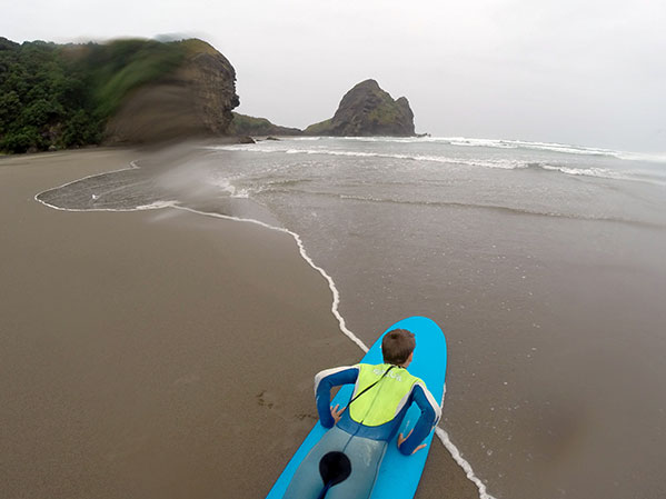 Piha - How we create Auckland tours Part 3