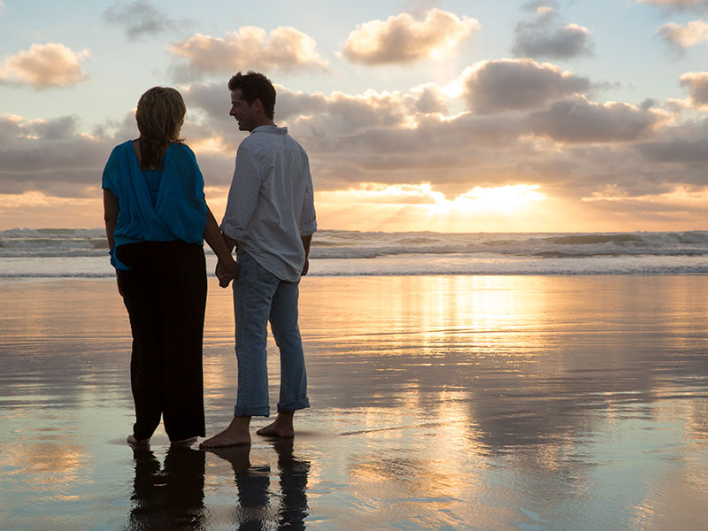 Romantic getaways proposal ideas love my new zealand for Couple weekend getaway ideas