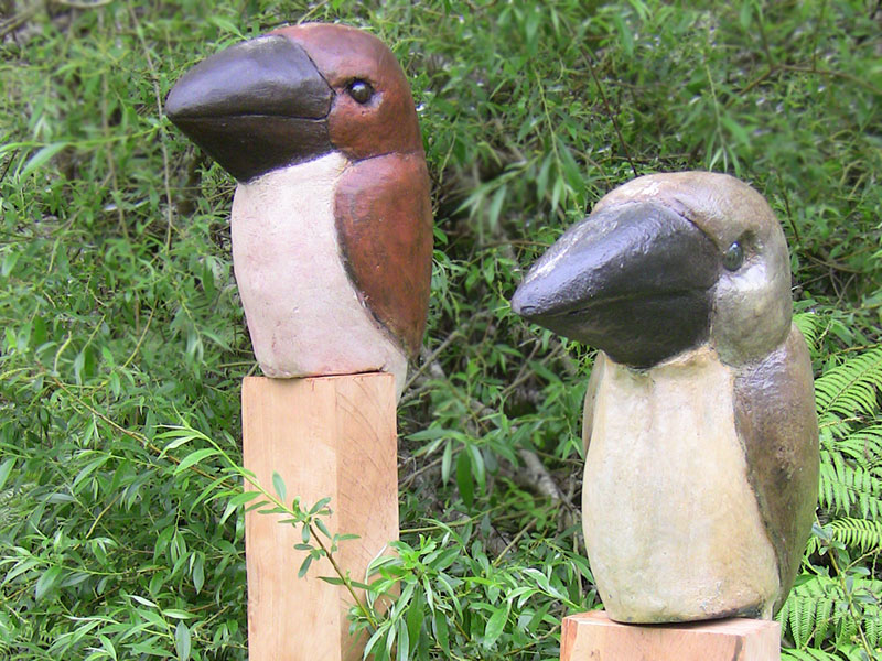 Day Trips From Auckland - Sculpture Gardens Kaipara