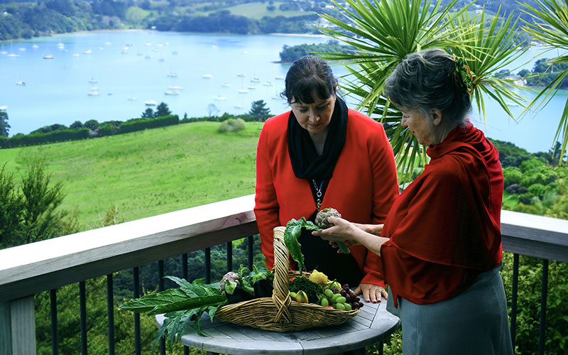 Eco Travels - Your fresh organic Waiheke ingredients