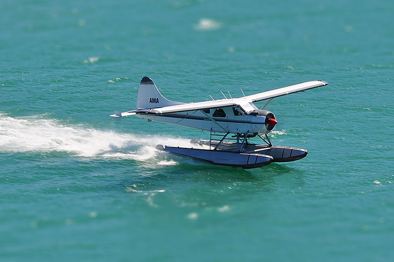 Waiheke Island Tours - Sea Plane Island Flight